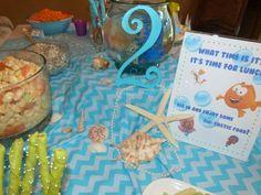 Bubble Guppies Birthday Party Theme | Via Stefanie Summers
