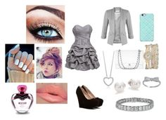 """classy girl"" by babygirlchelle on Polyvore"