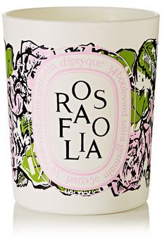 Diptyque Rosafolia scented candle | NET-A-PORTER