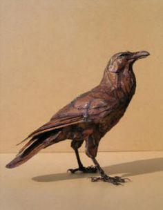 Harriet Mead - raven