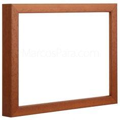 #Marcos para #Puzzles #Educa 664 A partir de 18,56 € Marco de estilo rústico en madera tipo Caja de 1,5x2,5cms. Disponible en Wengue y Cerezo Claro. Elije tu color, medida, trasera y el tipo de cristal que quieres.