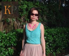 http://kisspat.com/giveaway/week-8-pink-sparkle-necklace-earring-set-giveaway/