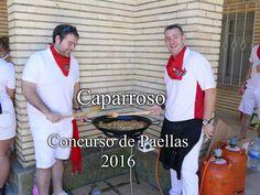 Caparroso. Concurso de Paellas 2016