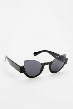 Topless Cat-Eye Sunglasses #urbanoutfitters