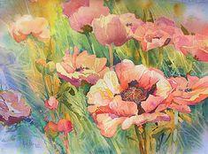 Rose Edin WATERCOLOR