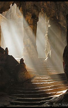 Khao Luang Caves in Phetchaburi, Thailand • photo: Craig Ferguson on Travel + Leisure