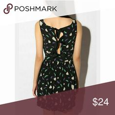 urban outfitters cooperative black dresses Super cute dress ties with three straps on the back. Cooperative Dresses