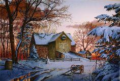 Winter Splendor / Richard Bollinger