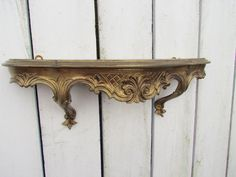 a beautiful pair of shelf brackets they have been cast in solid iron and are faithful copies of the victorian original supplied with a beeswax fiu2026