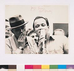 Beuys and Blinky Palermo