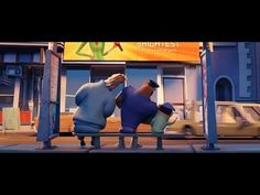 ▶ Cloudy With A Chance Of Meatballs 2 - The Mysterious Sasquash - YouTube