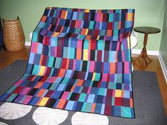 my first quilt | Flickr - Photo Sharing!