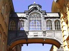 Bridge of Sighs, Szeged, Hungary: http://bestbudapesttourguides.com/en/find_a_tour-page-2/szeged-destination-55/szeged_tour__a_one_day_trip_from_budapest-tour-65/