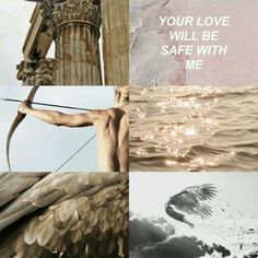 My aesthetic of the love god, Eros, I hope that you like it