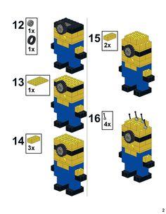 Minion lego 1