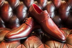 Love at first sight. #cobblerunion  The Noah #derby by Cobbler Union  http://www.cobbler-union.com/collections/all-products/products/noah-two-eyelet-luxury-derby-custom-patina-on-louvre-last?redirect_log_mongo_id=56ba29766361353d3b450100&redirect_mongo_id=56ba29443738383544b00100&sb_referer_host=cblr.co