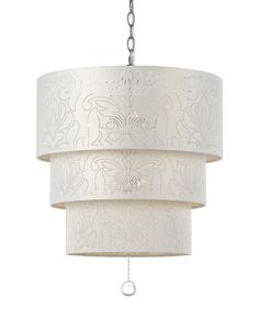 Look at this Over The Top Chandelier on #zulily today!