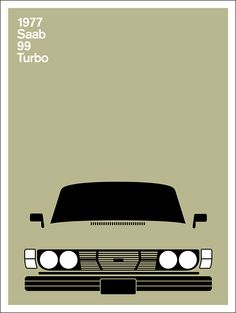 Julian Montague for PrintCollection.com / Cars of the 1970s print series