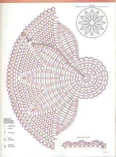 Round shawl 3