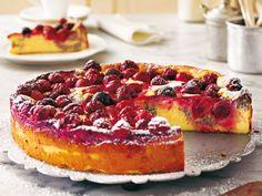 Ein Stück Obstkuchen ist viel zu wenig