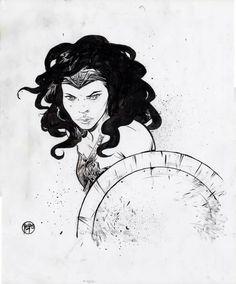 Wonder Woman por Paul Pope