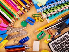 FREE Ultimate School Supply Shopping Guide {Back to School, School Supplies List, Free Printables} - Clutter-Free Classroom - Perfect for preschool, Kindergarten, or grade classroom or home school students. Donate School Supplies, School Supplies Highschool, School Supplies Organization, Classroom Supplies, Back To School Supplies, Classroom Organization, Office Supplies, Organizing School, Teacher Supplies