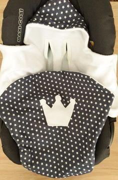 In dieser kuscheligen Einschlagdecke ist Ihr Kind immer warm eingepackt. Das aufwendige Anziehen von dicken Jacken entfällt. Es muss nur in die Babyschale gelegt und zugedeckt werden. Und im...