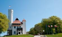 Hotel Schloss Ranzow in Lohme auf Rügen - hier will ich Urlaub machen!