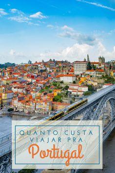 Quanto custa viajar pra Portugal: Confira alguns preços no país