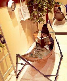 ポータブルハンモック(家具)|LBC(エルビーシー)のファッション通販 - ZOZOTOWN