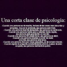 Psicología ♡