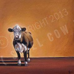 Caroline by Valerie Miller at Steel Cow