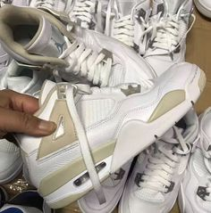 c00cd5dd3f6 First information and early images of the Air Jordan 4 Sand