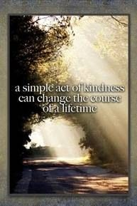 kindness changes a lifetime Big Sister Program, Rachels Challenge, Family Matters, Biblical Quotes, What The World, Lists To Make, Emotional Intelligence, Wells, Compassion