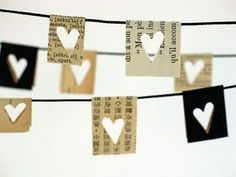 Heart Bunting / banner