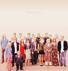 Harry Potter...Thank You