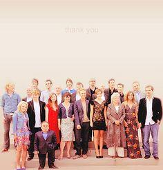 HP cast.