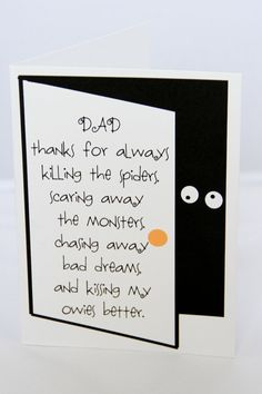 Father's Day Card Set  Pack of 4  Cards for Dad by Lexiphilia, $7.50