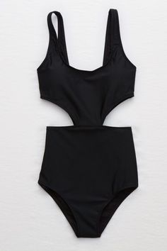 Aerie True Scoop One-Piece Swimsuit #swimsuit
