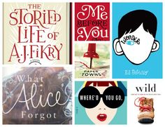A few of my favorites that I've read this year. ~Bridget