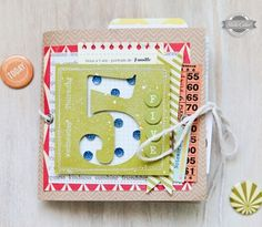<3 this!!  Five mini album - Main Kit only by cleosmum at Studio Calico    #StudioCalicoPinToWin