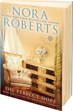The Perfect Hope by Nora Roberts book 3