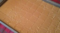 This is an amazingly good traditional Scottish confection, like a dulce de leche fudge.