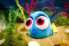 Eee! Disney Is Making (Super Cute) Baby Dory Toys via Brit + Co
