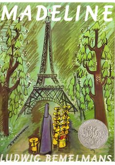 We remember the house covered in vines and the watercolor Eiffel Tower, but after 75 years, let us not forget that Madeline is one of the original female badasses.