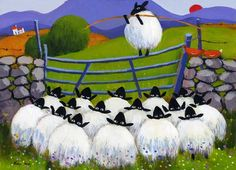 Folly Of Ewe'th This tickles me. :D