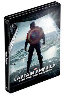 Captain America: The Winter Soldier Steelbook