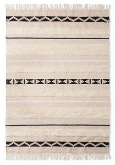 Hand Woven Wool Moro