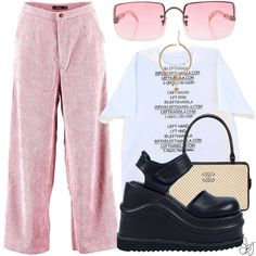 Lil simple look . - Susan Outfits Home Womens Fashion Online, Latest Fashion For Women, Ladies Fashion, Look Fashion, Fashion Outfits, Fashion Trends, Fashion Usa, Retro Outfits, Cute Outfits