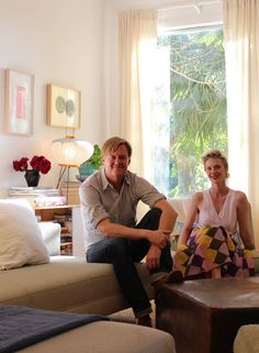 Rachel & Jonathan's Cozy Angelino Heights HomeHouse Tour